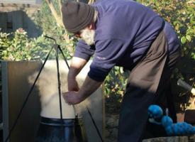 Alambik distilleerderij slijterij Groningse Whisky